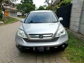 Honda CR-V 2.4 AT 2009. Original Paint, TGN KE 1 Mulus & Siap Pakai !!
