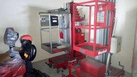 Harga Tangga Elektrik | Aerial Work Platform 12 Meter Jabodetabek