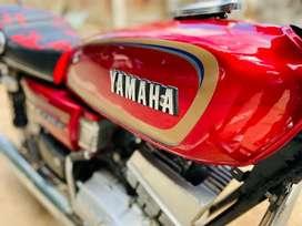 Brand New Yamaha Rx 135 Fully restored