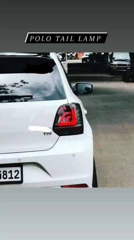 Polo led tail light taillamp tail lamp taillight