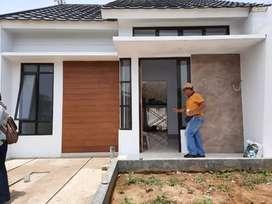 Rumah termurah cluster onegate DP 0 free biaya Kebalen Babelan Bekasi