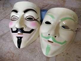 Topeng V for Vendetta