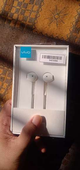 Vivo original earphone