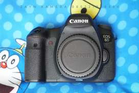 Canon 6D Body Only mulus