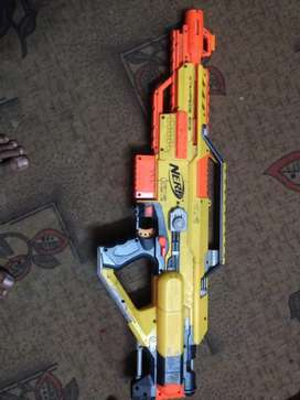 Nerf stempede ecs with its stand