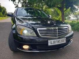 Mercedes-Benz C-Class 220 CDI Elegance Automatic, 2008, Diesel