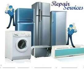 Air conditioner Refrigerator and washing machine Repier