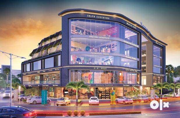 2ND FLOOR -HOSPITAL SPACE- FOR SALE# SIDDHIVINAYAK ARCUS -VASNA BHAYLI 0