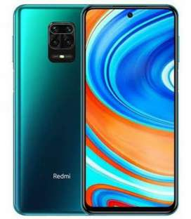 Redemi note 9 4gb 128gb only 7 days used