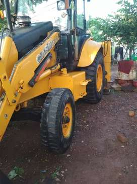 L&T Case770 Backhoe Loader is New Conditions