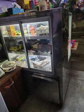 Display bakery fridge