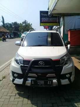 Toyota Rush TRD ultimo mt 2017, Tangan pertama km low, pajak 04-2022