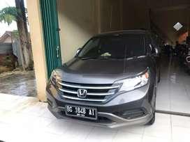 Honda CR-V 2.0 Matic,2014,Tgn pertama,BG kota