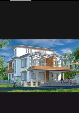 3 bhk villa Happy Homes