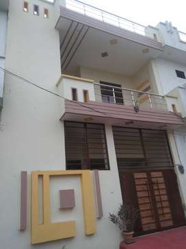 125 YARD DESIGNER DUPLEX HOUSE 45 LAC (NEAR TO IIMT GNAGA NAGAR)