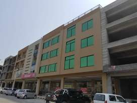 Plaza For Sale in Bahria Town, With Good Rental Income.