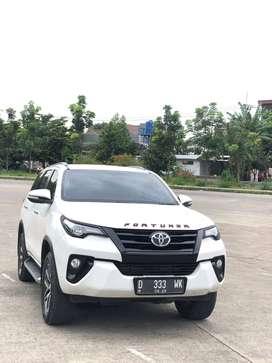Toyota Fortuner 2.4 VRZ (4x2) Matic 2017