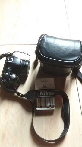 Kamera nikon Coolpix L130
