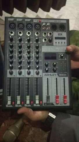 Mixer ashley mdx4