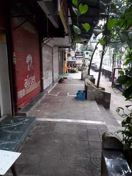 nice shop for rent in airoli with washroom