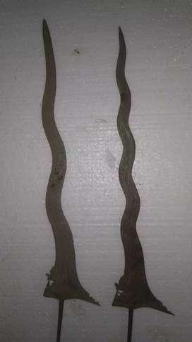 Dua keris nogo siluman