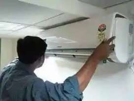 A.c. & refrigerator installing and services