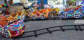 mini coaster odong  kuda genjot, mainan edukasi labirin run RY
