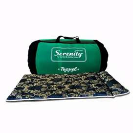 Travel Bed Serenity Kasur Piknik Lipat Portable
