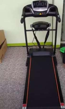 5 fungsi treadmill elektrik fammax 60 lampuansport