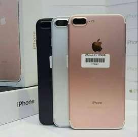 Kondisi Normal Minat Call/WA iphone 7 Plus 128GB Bekas Ex Inter
