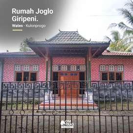 Joglo kok Murah2 banget di Yogyakarta