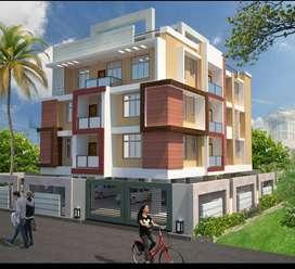 Lakhinagar 3bhk underconstruction flat