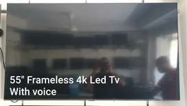 *Samsung Original* (Not Chinese) *New Smart Led Tv*Alle Size Available