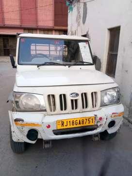 Mahindra Bolero Pik-Up 2014 Diesel 173000 Km Driven