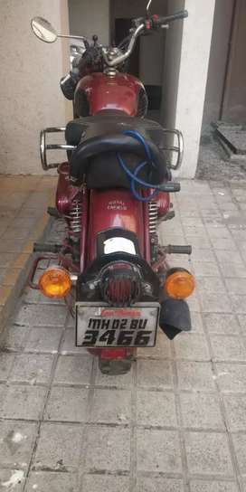 500 CC with new model gear and LED FOG LIGHT