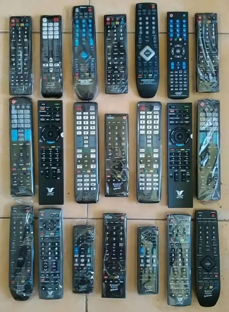 Mcm2 Remot tv lcd/led/smart tv baru 0