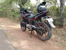 Hi I want to sell my pulsar 220 which is in very good condition