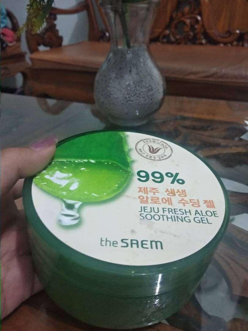 Aloe vera gel merk The saem 0