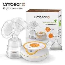 CMBEAR Pompa Asi  Breast Pump Pumping Breastpump Elektrik