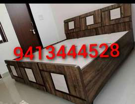 New design king size double bed