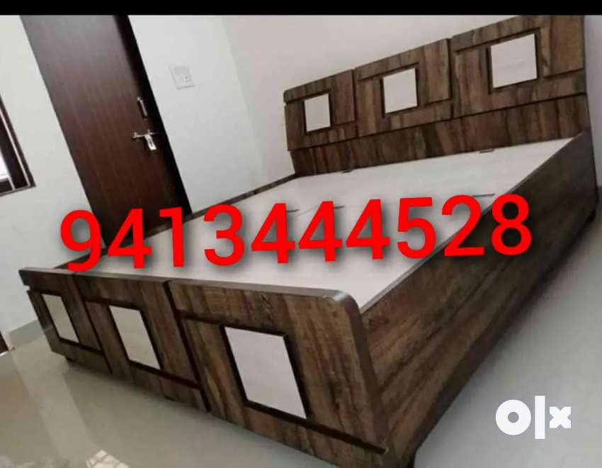 New design king size double bed 0