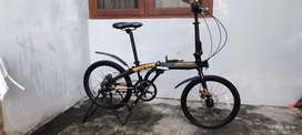 Sepeda Lipat United Cora 9S