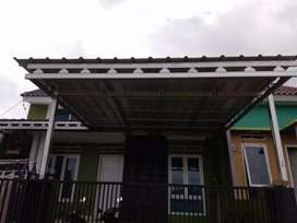 Gudang rangka atap baja ringan kanopi dll