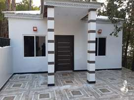 New Well Constructed Furnished house in Murree Hills