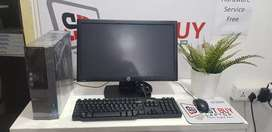 Best price cpu  i5 4gen 8gb 500gb HDD monitor 20,inches non touch