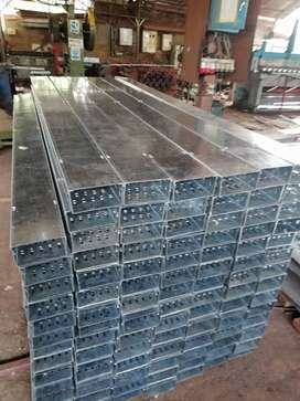 Cable Tray Hot Dip Galvanized powder coated GI Ladder type