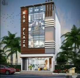 Showroom for Rent in Model Town