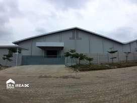 Gudang tengah kota di Kawasan industri candi Gatot Subroto Semarang