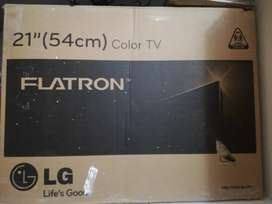Lg 21 inch tv.. Packed not used