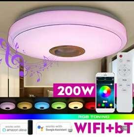 Lampu plafon LED